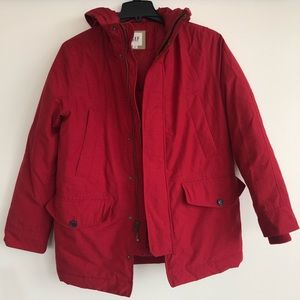 Red Gap coat